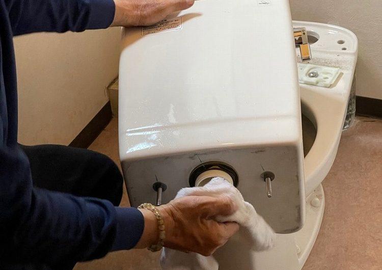 東京都町田市,トイレのリフォーム工事